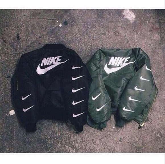 jacket green jacket nike jacket black jacket nike sweater nike sportswear