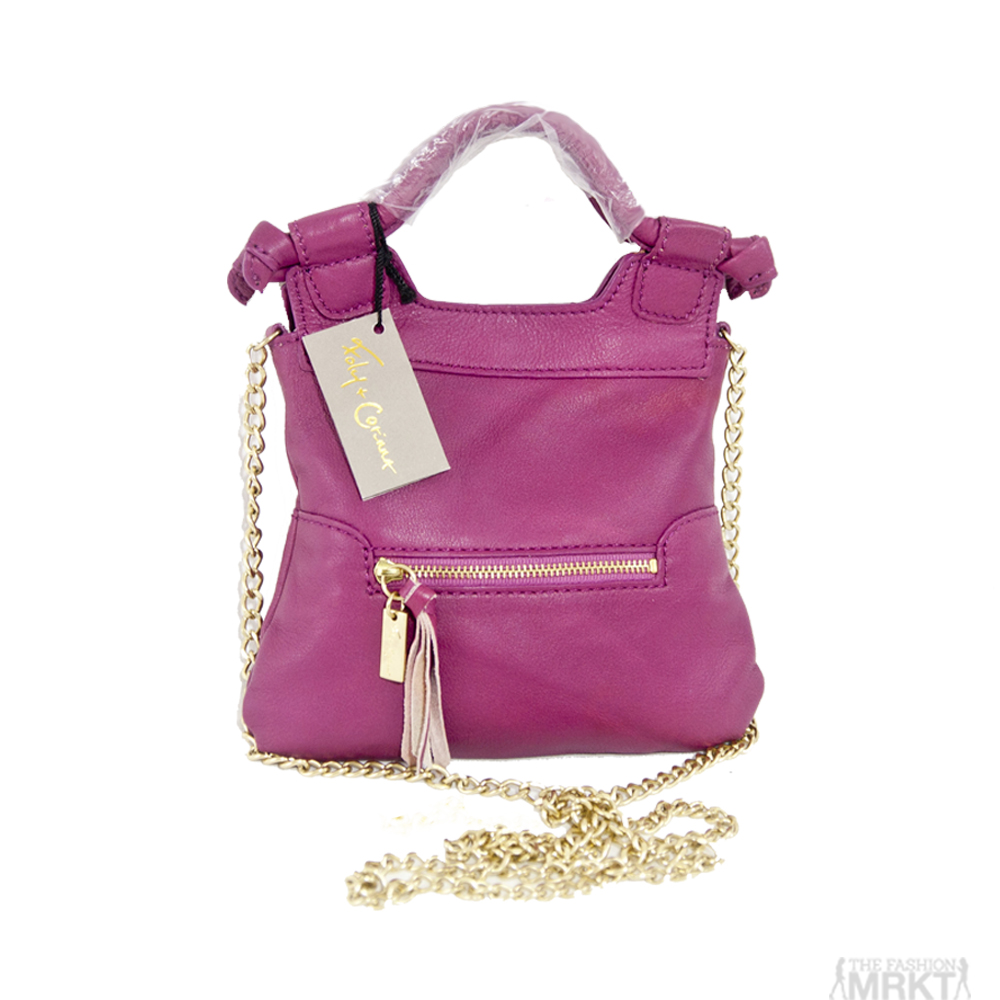Foley   Corinna Tiny City Crossbody Bag / TheFashionMRKT