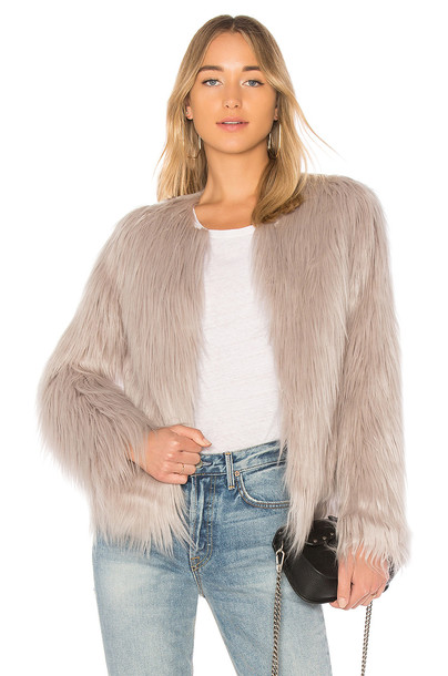Unreal Fur jacket
