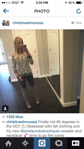 blouse christina el moussa
