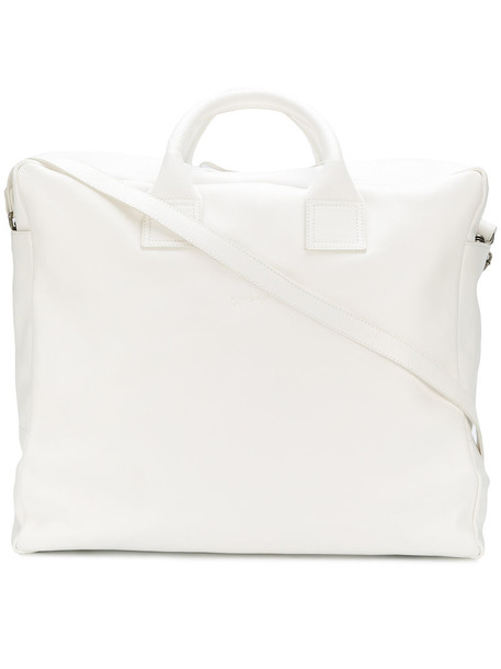 Marsèll - Borsone tote - women - Leather - One Size, White, Leather