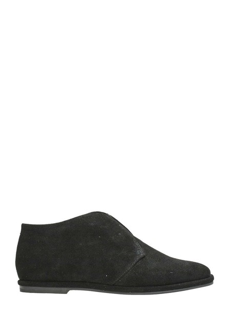 Jeffrey Campbell suede black shoes