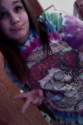 shirt,tgd,muah,tie dye,grateful dead,1993