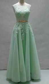 dress,mint