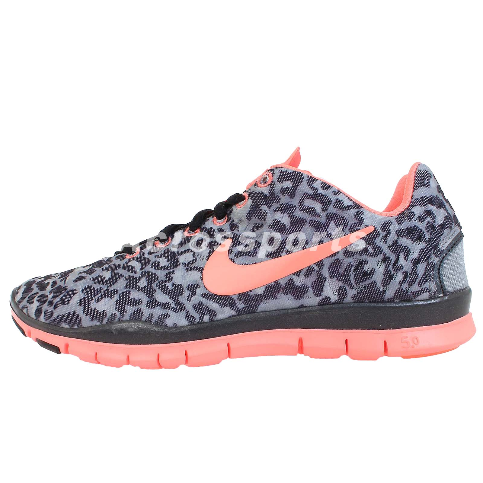 Nike wmns free tr fit 3 prt leopard print 2013 womens cross training