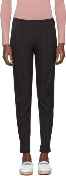 Prada leggings black pants