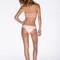Soah swimwear hannah bikini bottom - rose pink | solid bikini bottom