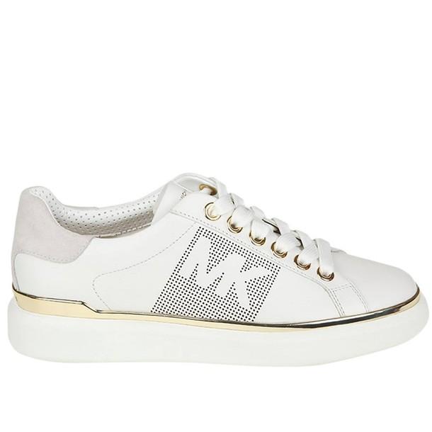 MICHAEL Michael Kors sneakers. women sneakers gold shoes