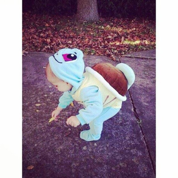 jumpsuit baby cute carapuce pokemon cartoon cartoon baby clothing fashion funny colorful pokemons hat