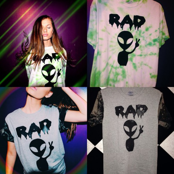 T Shirt Tumblr Girl Hipster Hippie Indie Tumblr Outfit Tumblr Clothes Tumblr Top Tie Dye