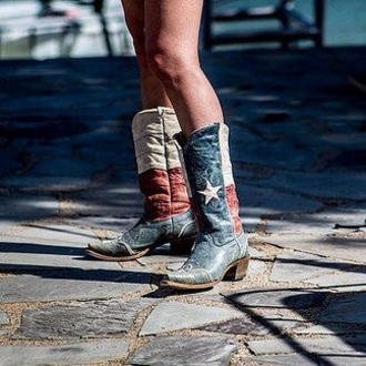shoes boots cowgirl boots texas texas flag