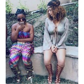 romper,crystal westbrooks,suede,jumpsuit,gladiators,grey romper,cream romper,fashion,style,westbrooks,the westbrooks,brown shoes,flats,flat sandals,hair accessory,hair/makeup inspo,clothes,cool,cute outfits,cute sandals,curly hair
