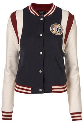 Baseball - Jackets & Coats - Clothing - Topshop