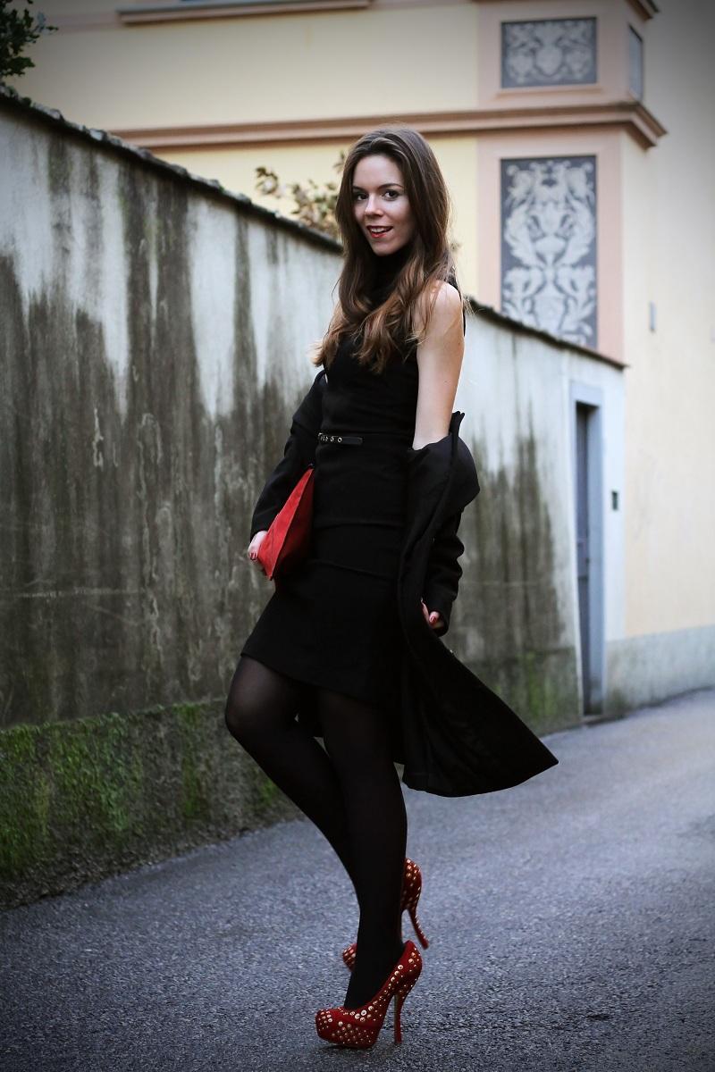 Il mio outfit di Natale - Irene's Closet - Fashion blogger outfit e streetstyle