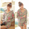 Whole sale 2014 female sports suit floral print grey ladies tennis sets track suit for women hoodies-in hoodies & sweatshirts from apparel & accessories on aliexpress.com