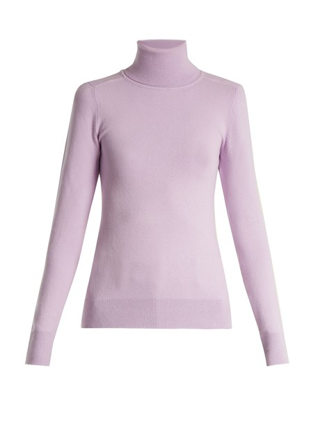 JoosTricot sweater knit light purple
