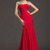Chiffon 2014 Red Ruched Mermaid Style Evening Dresses Cheap [Red Ruched Mermaid] - $188.00 : Prom Dresses 2013, Homecoming Dresses 2013--PromSister