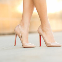 Nude High Heels - Shop for Nude High Heels on Wheretoget