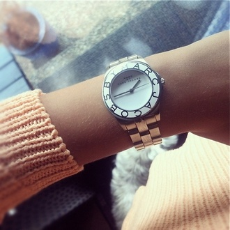 jewels watch marc jacobs marc by marc jacobs
