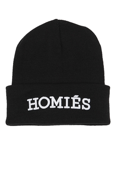 HOMIES BEANIE on The Hunt
