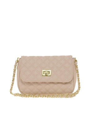ASOS | ASOS Nude Quilted Cross Body Bag at ASOS