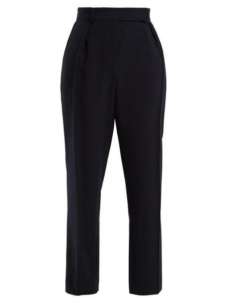 A.P.C. high navy pants