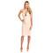 Miranda dress in nude – noodz boutique