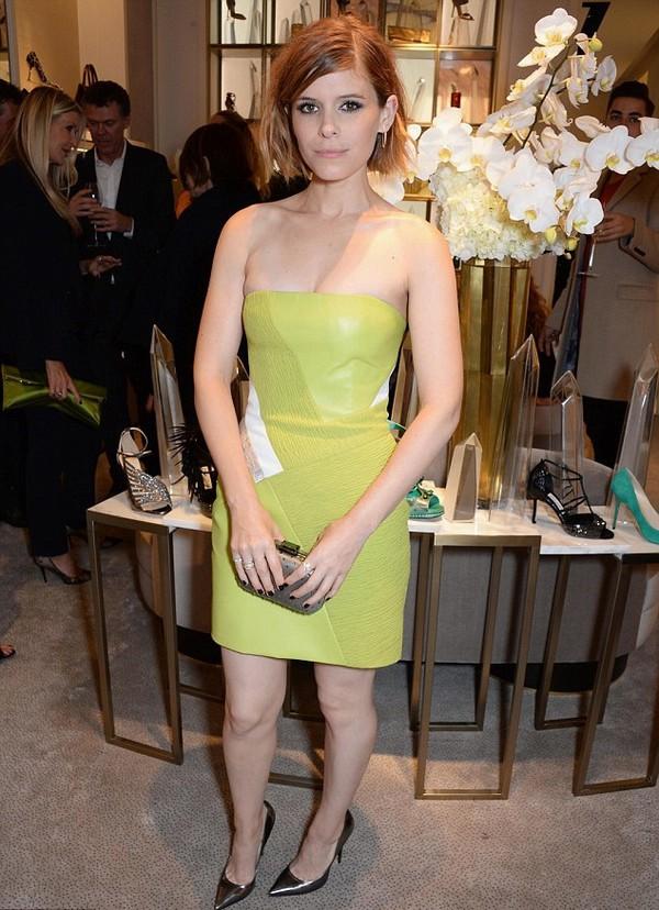 dress yellow dress yellow kate mara