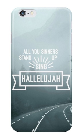 phone cover panic at the disco phone hallelujah band merch