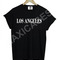 Los angeles t-shirt men women and youth