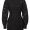 Long sleeve jacquard dress | moda operandi