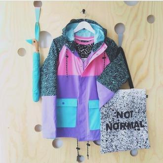 jacket lazy oaf ski jacket