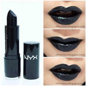 Nyx Brown Lipstick photos