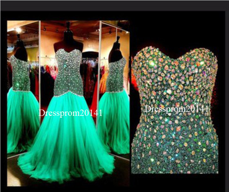 Green evening dresses,Bridal gowns,Party dresses,Bridesmaid dress,Wedding dress