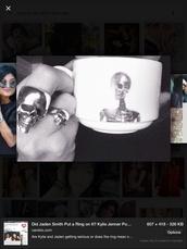 jewels,the skull ring?,silver skull ring❤️,nail accessories,swimwear