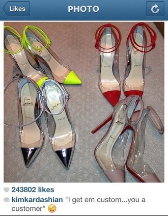 shoes christian louboutin shoes louboutin high heels