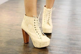 shoes shoe high heels white shoes white heels laces platform lace up boots lace shoes