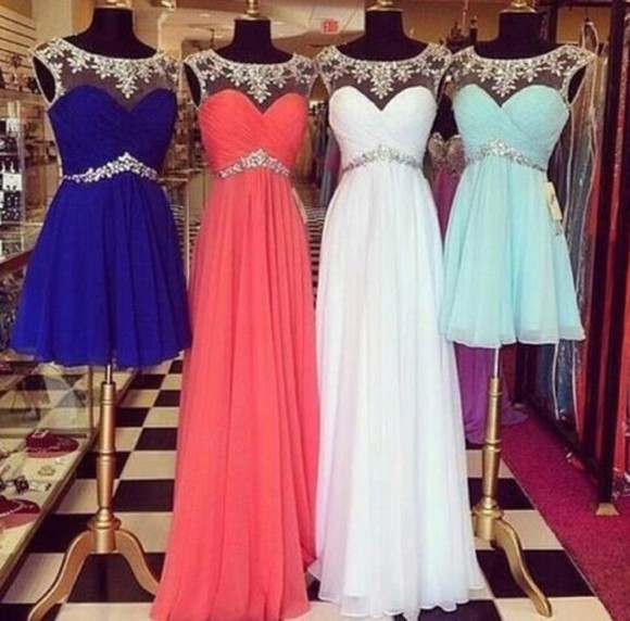 blue dress prom dress white dress dark blue dresses