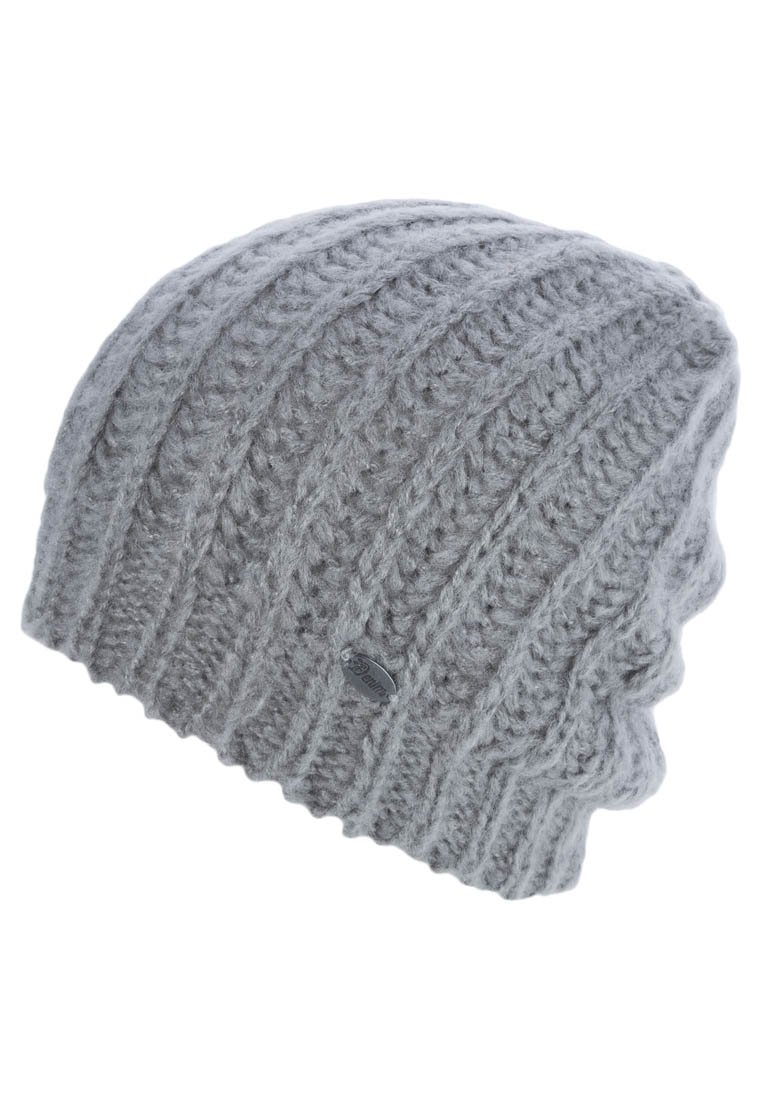 Tom Tailor Denim Mütze - middle grey beanie - Zalando.ch