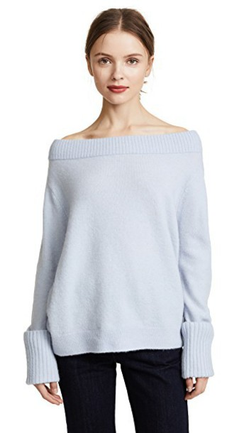 Club Monaco sweater blue
