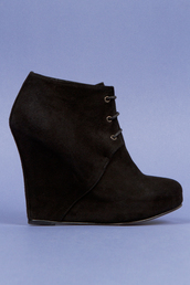 shoes,heels,high heels,wedges,lace up,shoes black wedges