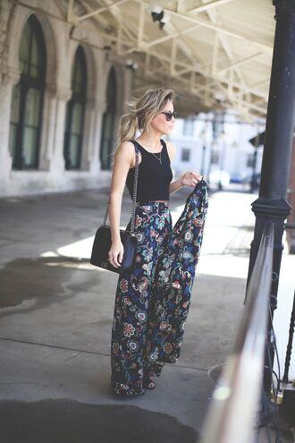 skirt floral maxi maxi skirt boho flowers blouse