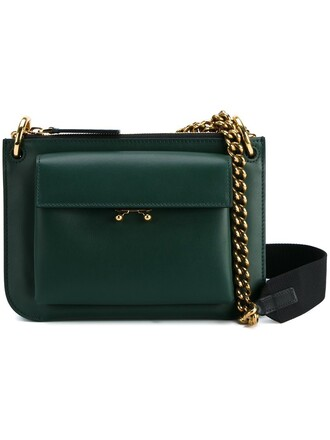 bag shoulder bag green