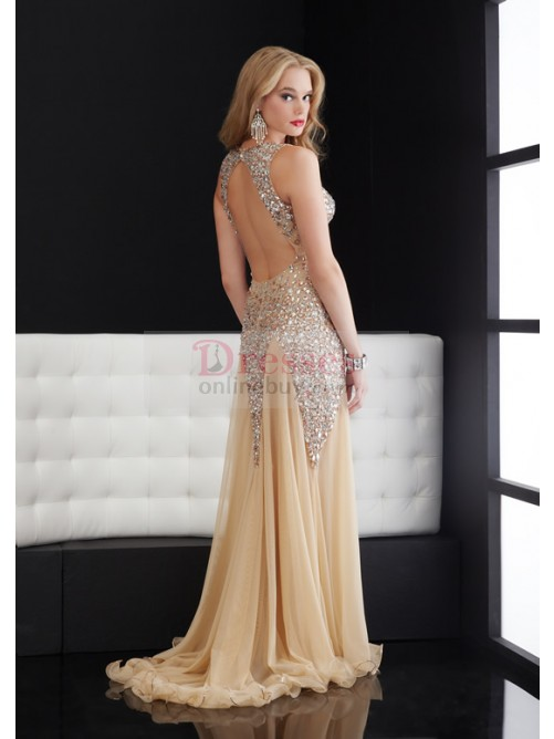 prom dress low back_Prom Dresses_dressesss