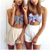 top,stripes,striped crop top,crop tops,white crop tops,black crop top,bow,bows,bow top,cropped,crop,short top,summer top,summer holidays,beach,street,streetwear,streetstyle,urban,jeans top,denim shorts top,casual,women casual,casual top,sexy,sexy crop top,sexy top,american style,clubwear,party,party top,fashionista,preppy,pretty,cool,hot,cute,cute top,black and white,blue and white,tumblr top,tumblr outfit,holidays,holiday outfit,summer,summer vacation,girly,girly wishlist,style me,cotton,tie,moraki,striped top,women beachwear,style,tumblr,tumblr girl,hoodie,vacation outfits