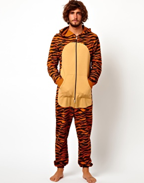 ASOS | ASOS Tiger Onesie at ASOS