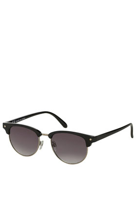 Festival Brow Detail Sunglasses - Sunglasses  - Bags & Accessories  - Topshop
