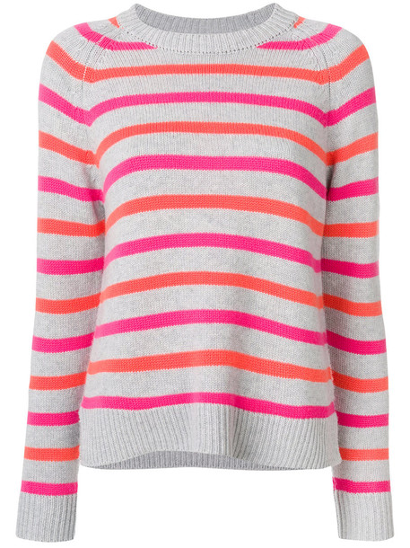 Chinti & Parker jumper women grey sweater