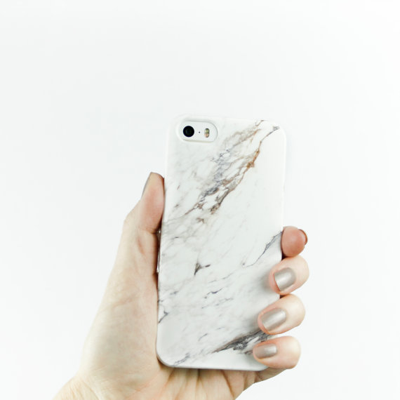 Real Marble iPhone & iPod Case by Grace | Society6