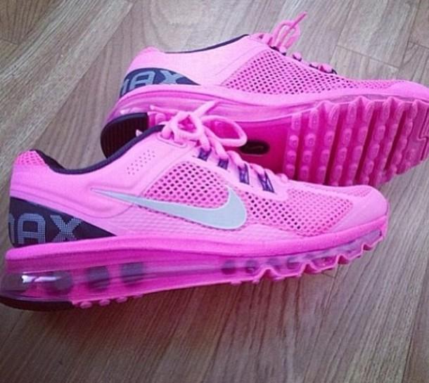 shoes, pink, gym, fitness, nike, nike